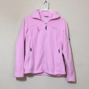 Columbia breast cancer awareness sweatshirt